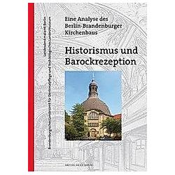 Historismus und Barockrezeption - Buch