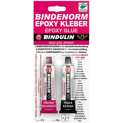 Bindulin Epoxy-Kleber Duo-Col Epoxy 39g K2 ( Inh.15 Tube )