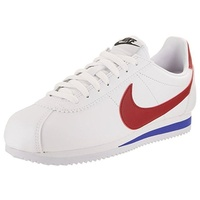 Nike Wmns Classic Cortez Leather white-red/ white, 37.5
