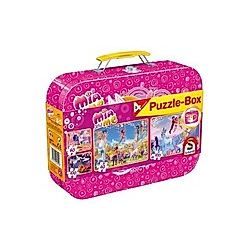 Mia & Me  Puzzle-Box (Kinderpuzzle)
