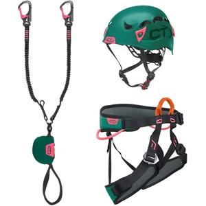 Climbing Technology Plus G-Compact Klettersteigset Damen 2021 Klettersteigsets