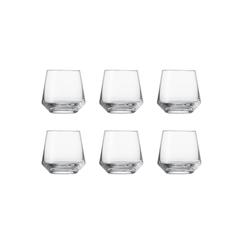SCHOTT-ZWIESEL Whiskyglas Whisky klein Pure (6-tlg)