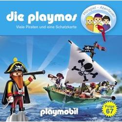 Die Playmos 67. Viele Piraten und eine Schatzkarte