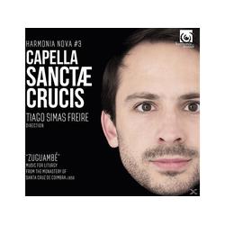 Capella Sanctae Crucis - Cappella (CD)
