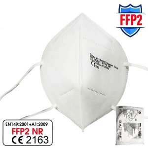 MC Medical FFP2 Atemschutzmaske mit CE Zertifikat (einzeln verpackt)