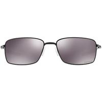OO4075-13 black/ black mirrored