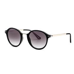 Luxear Sonnenbrille Luxear Damen Retro Sonnenbrille - Vintage runde Sonnenbrille Klassischer Designstil, 100% UV400 Schutz