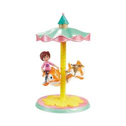 Joy Toy Spielfigur Wonderpark fliegende Fische Karusell