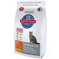 Hill's Science Plan Feline Young Adult Sterilised Huhn 3,5 kg
