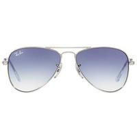 RJ9506S silver / light blue gradient