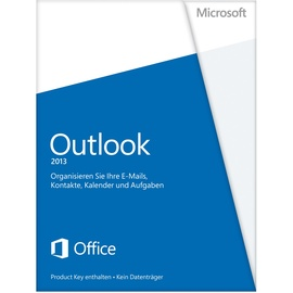 Microsoft Outlook 2013 PKC DE Win