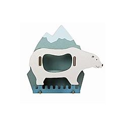 Werkhaus Kindergarderobe - Eisbär