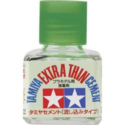 Tamiya Extra Thin Plastikkleber 87038 40ml