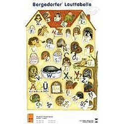 Bergedorfer Lauttabelle - Buch