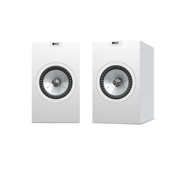 KEF Q-150 Regal-Lautsprecher (Regallautsprecher, Uni-Q-Treiber, Bassreflex-Rohr, Raumfüllender Klang, Zwei Wege Lautsprecher, 1Paar)