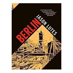 Berlin - Gesamtausgabe. Jason Lutes  - Buch