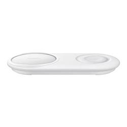 Samsung - EP-P5200 - Wireless Dual Lade Pad mit Typ C Kabel - Weiß