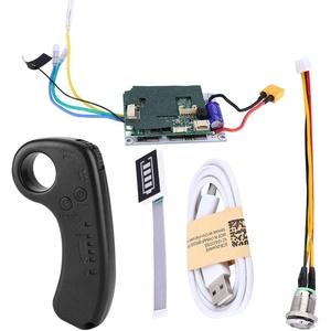 Focket Elektrisches Skateboard ESC Kit, elektrischer Longboard Single Motor Controller mit Fernbedienung für elektrisches Skateboard Longboard Scooter DIY Skateboard (36V)