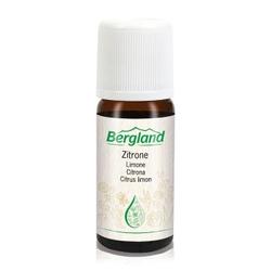 Bergland Aromatologie Zitrone olejek zapachowy  10 ml