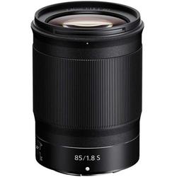 Nikon Z 85mm f1,8 S Objektiv