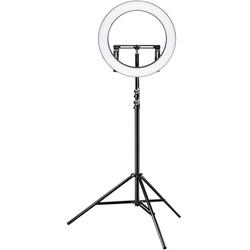 Walimex pro LED Ringleuchte 500 Bi Color Set
