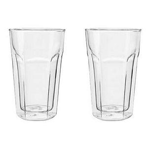 2 LEOPOLD VIENNA Latte Macchiato Gläser LV01516