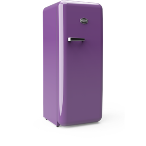 Vintage Industries Sonderedition - Retro-Kühlschrank Ultra Violet - VIRC330