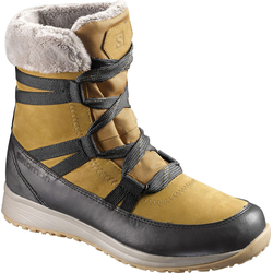 Salomon Damen Winterstiefel Heika LTR CS WP Gelb - 394522