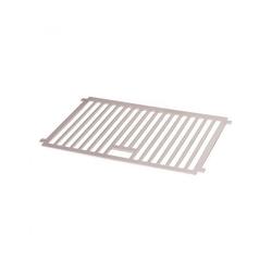 FENNEK Holzkohlegrill zweiter Grillrost für FENNEK Grill - 100% Edelstahl - Grillfläche 27 x 18,3cm - 350g