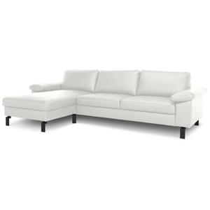 Polsterecke Collins (BB 164x284 cm) white