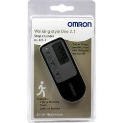 OMRON Schrittzähler HJ-321-E Walk.Style One 2.1 1 St