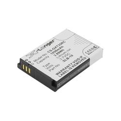 Ersatz-Akku LiIon 3,7V 1050mAh passend für Trust GXT 35 Wireless Laser Gaming Mouse