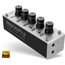 InLine® AmpEQ Hi-Res AUDIO Kopfhörer-Verstärker und Equalizer, 3,5mm Klinke, ...