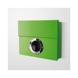 Radius Briefkasten Briefkasten LETTERMAN XXL grün