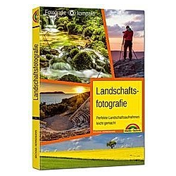 Landschaftsfotografie. Michael Hennemann  - Buch