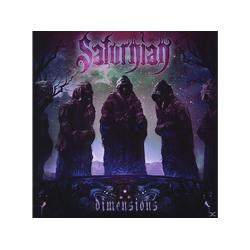 Saturnian - Dimensions (CD)