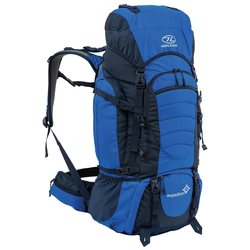 Highlander Rucksack Expedition 65 Liter blau