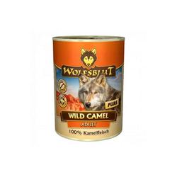 Wolfsblut  Nassfutter für Hunde  Wild Camel Pure 12x395 g