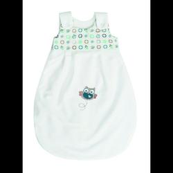 bebe-jou® design Ganzjahresschlafsack Owl Family mint