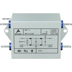 TDK B84113CB30 Entstörfilter flammhemmend 250 V/AC 3A 4.7 mH (L x B x H) 89.5 x 50.8 x 38.1mm 1St.