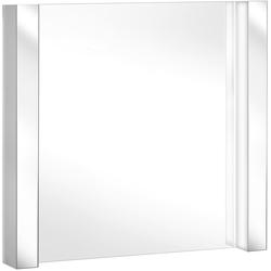 Keuco Lichtspiegel ELEGANCE 700 x 635 x 66 mm, Leuchtmittel weiß/weiß
