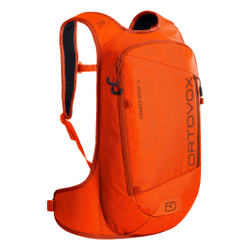 Ortovox - Powder Rider 16 Burning Orange - Ski / Snowboard Rucksäcke