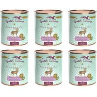 Terra Canis Sensitiv Wild mit Kartoffeln, Apfel & Preiselbeeren 6 x 800 g