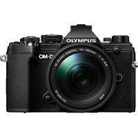 Olympus E-M5 Mark III schwarz + 14-150mm schwarz