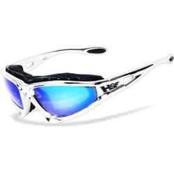 HSE SportEyes Falcon-X Sonnenbrille, blau