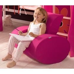 Hoppekids Sessel rosa Kinder Kinderregale Kindermöbel