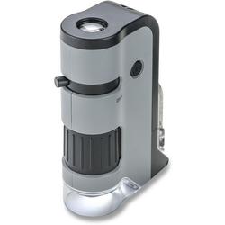 CARSON Standlupe MicroFlip MP-250 Taschenmikroskop