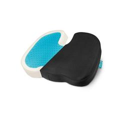 Beautissu Sitzkissen BeauErgo GS, ergonomisches Gel Sitzkissen