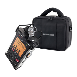 Tascam DR-44WL Handheld Recorder Set inkl. Tasche