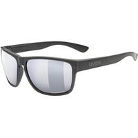 Uvex lgl Ocean P black matt/mirror silver